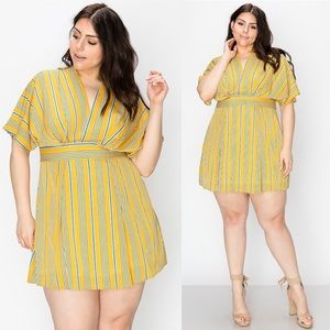 Dresses & Skirts - Ray Of Light Plus Size Dress